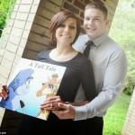 特製童畫書向長頸鹿女友浪漫求婚