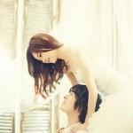 韓式婚紗照經典姿勢造型