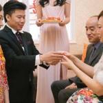 婚禮敬茶流程