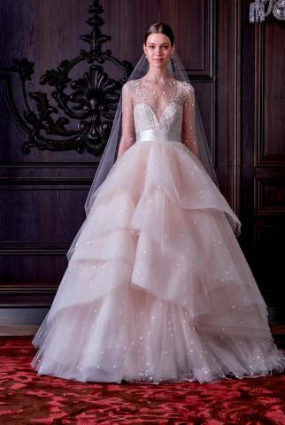 (Like) Monique Lhuillier SS16 Bridal-AVIVA (Small)